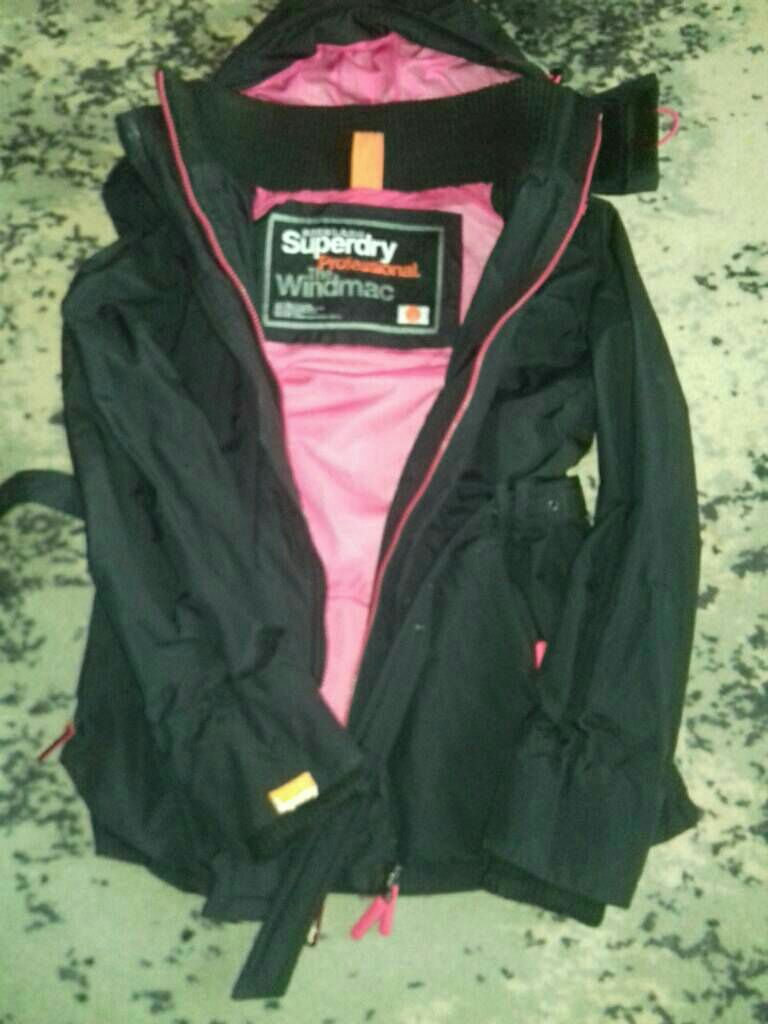 Superdry windmac