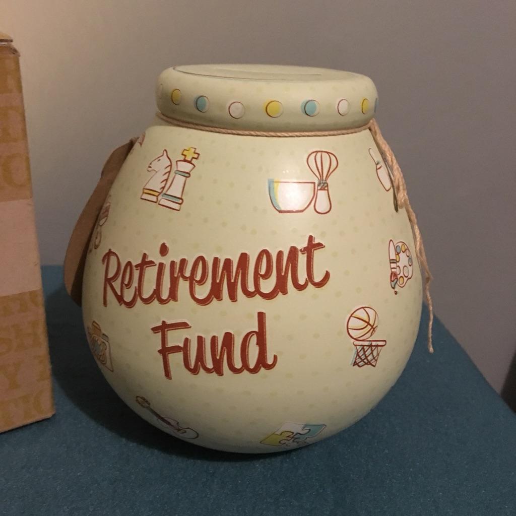 Pot of Dreams - Retirement Fund