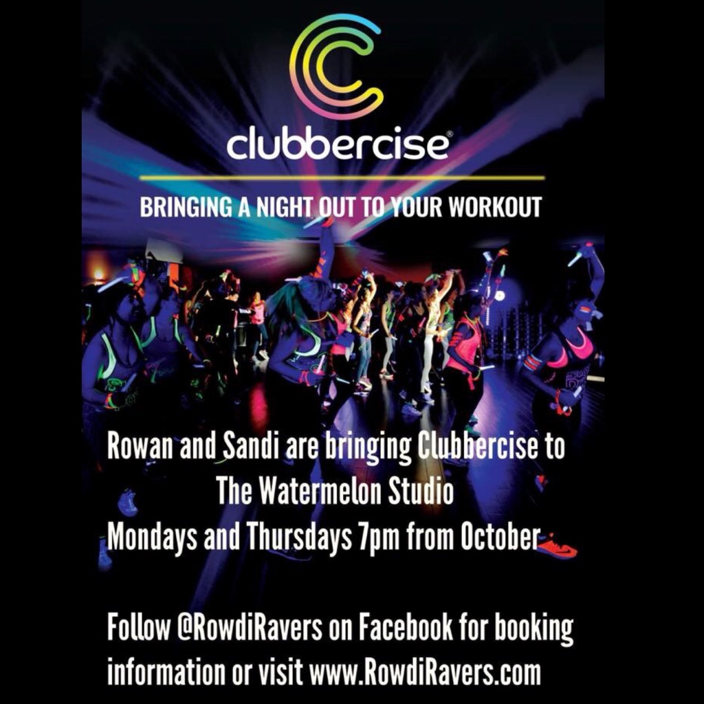Fitness classes! Turn your workout into a night out