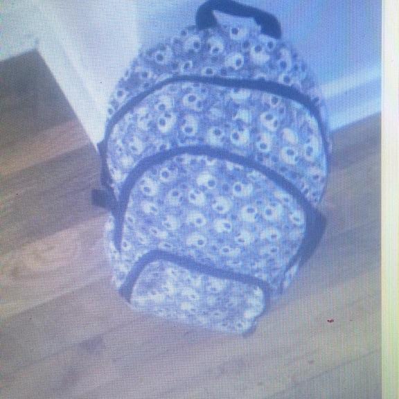Jack skellington backpack