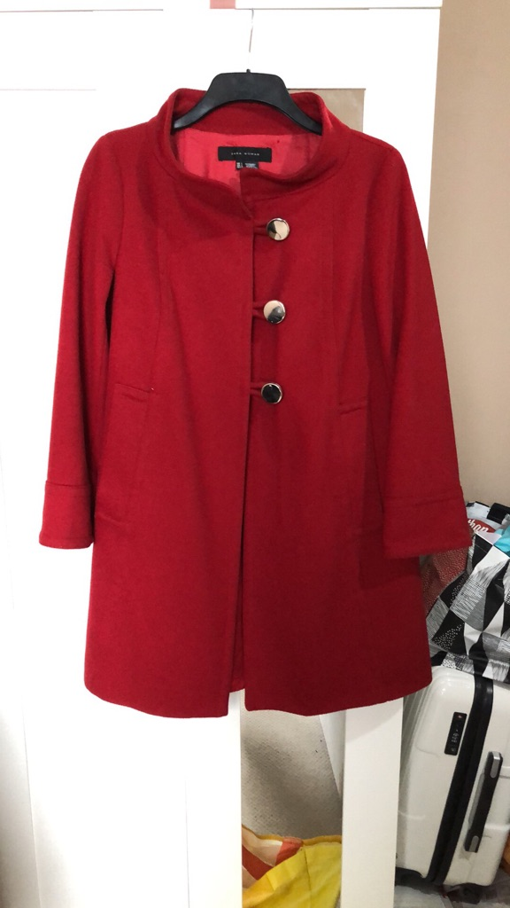 Ladies Zara coat