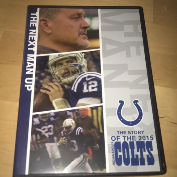 Indianapolis 2015 Season DVD