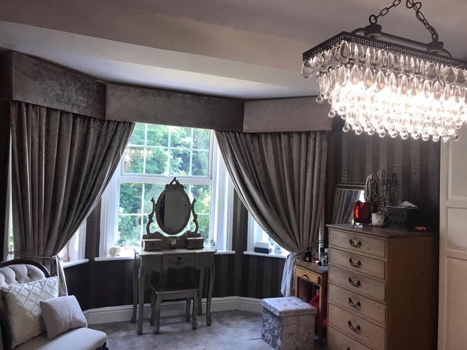 Pelmets Curtains