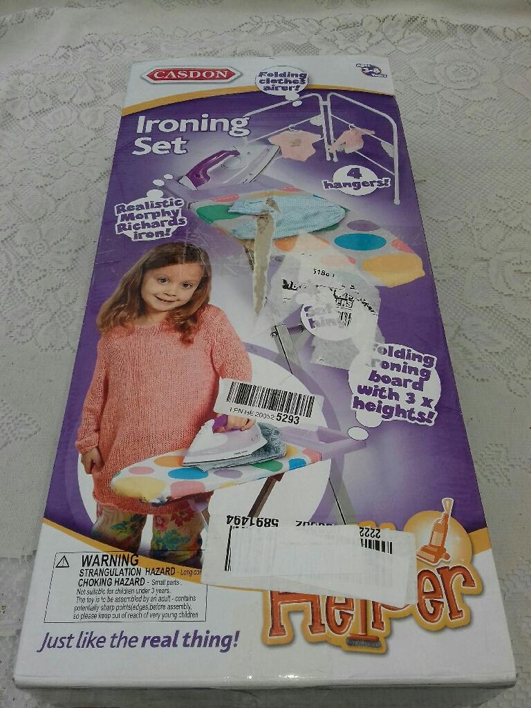Casadon ironing set