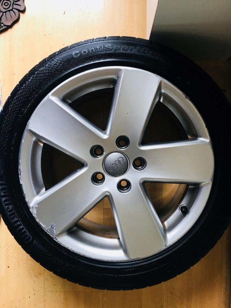 Vw Audi wheel