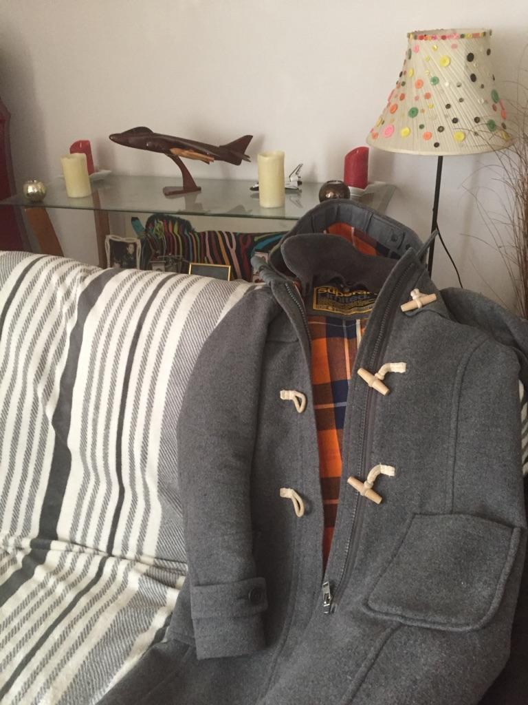 Superdry limited coat