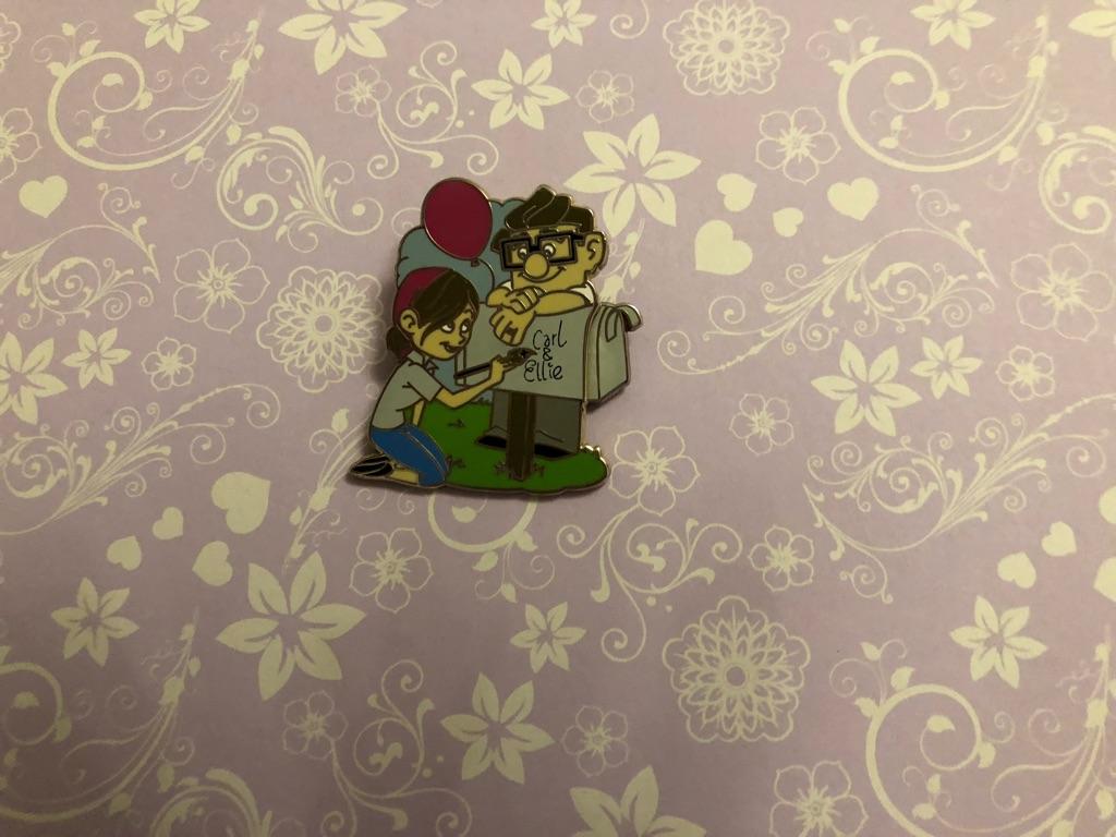 Disney up pin