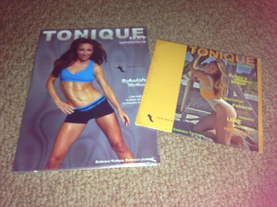 Tonique work out dvds