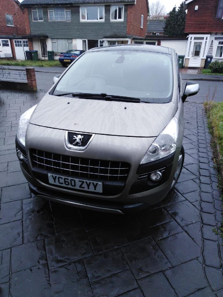 Peugeot 3008 Exclusive Diesel automatic
