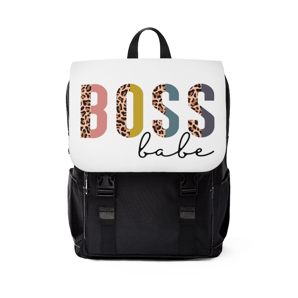 Boss Babe Casual Shoulder Backpack