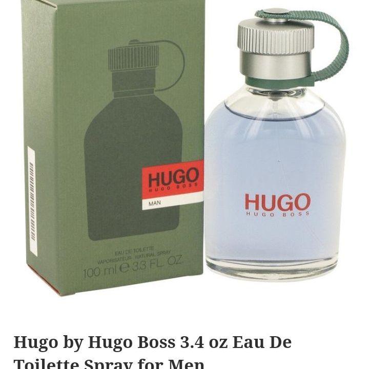 Hugo perfume