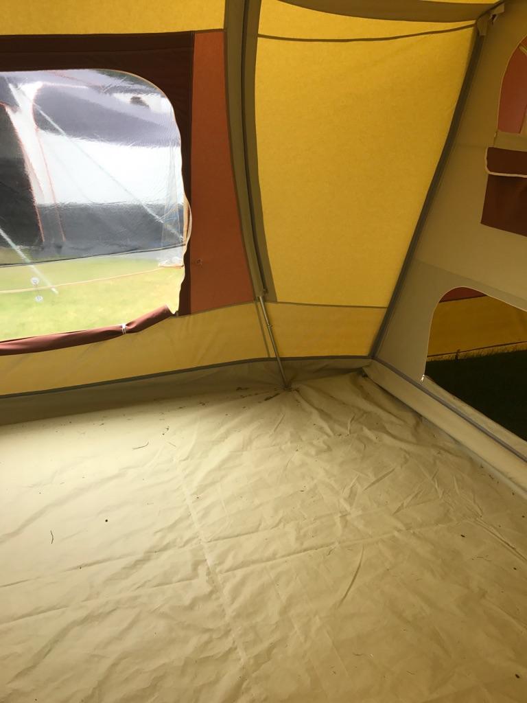 Raclet Trailer Tent