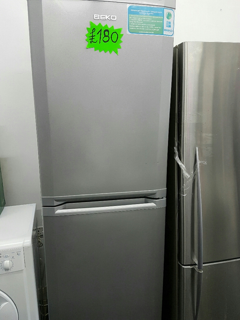 Freezer + fridge