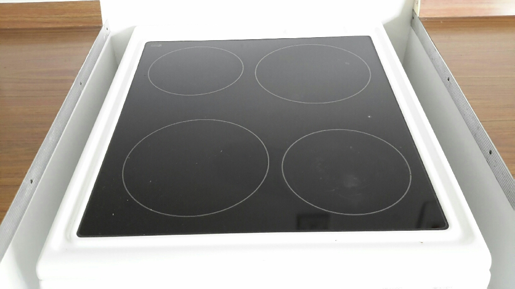 Zanuzzi Electrolux electric cooker with halogen hob 60cm