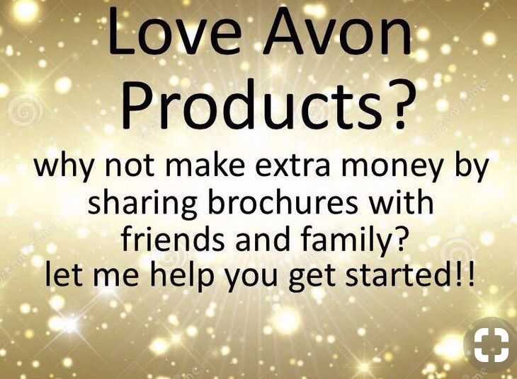 Join Avon and start earning today