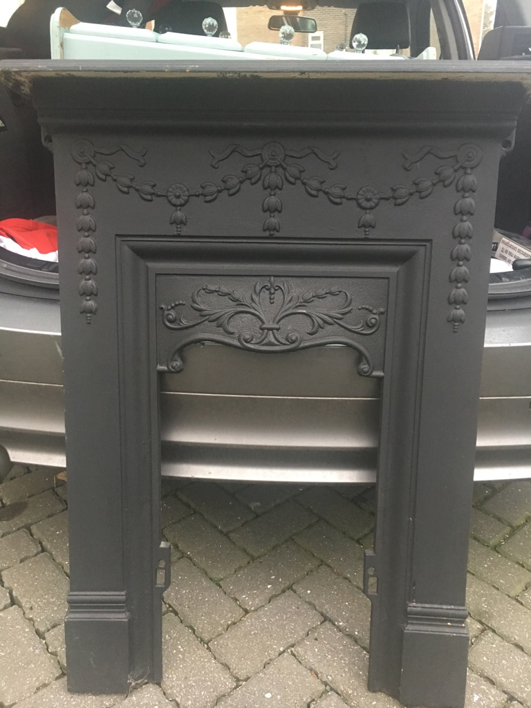 Fire surround Victorian