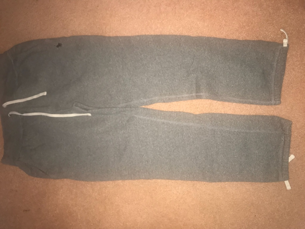 rl polo sweatpants size M