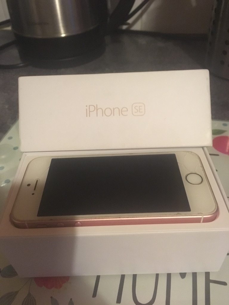 iPhone SE 16GB EE