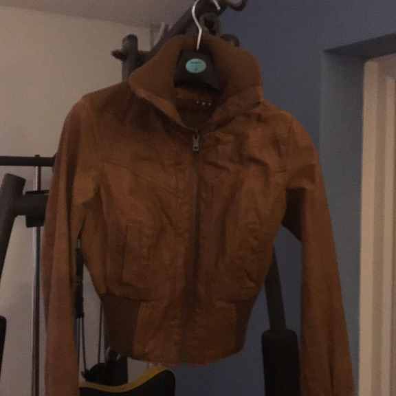 Brown jacket.  Uk size 10