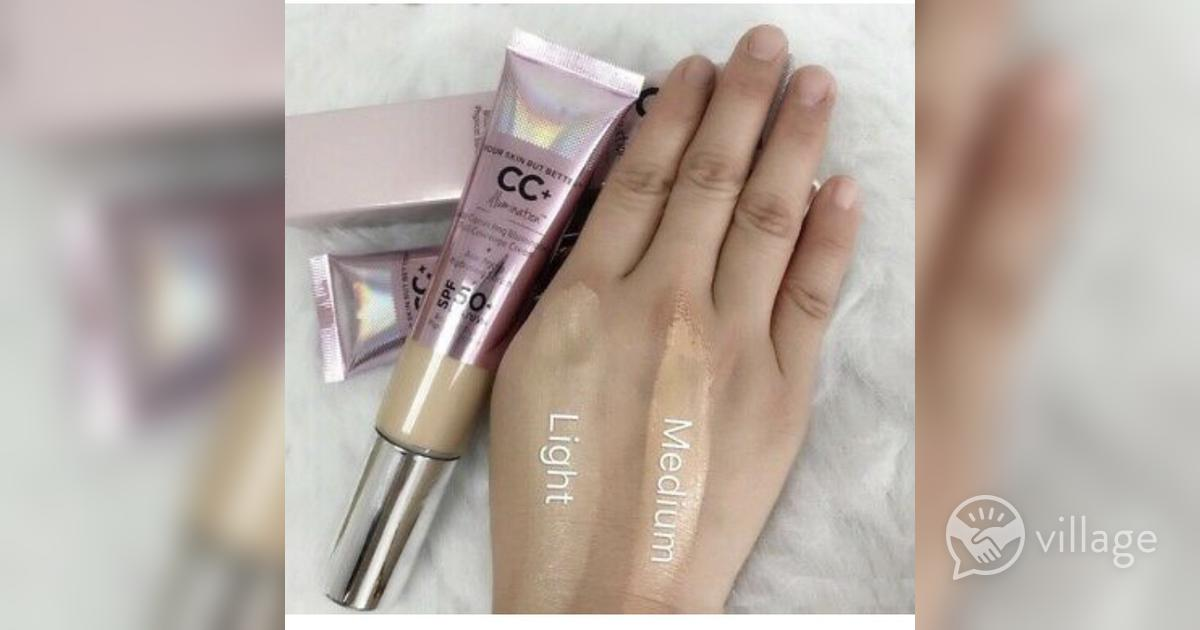 Your Skin But Better CC Cream with SPF 50