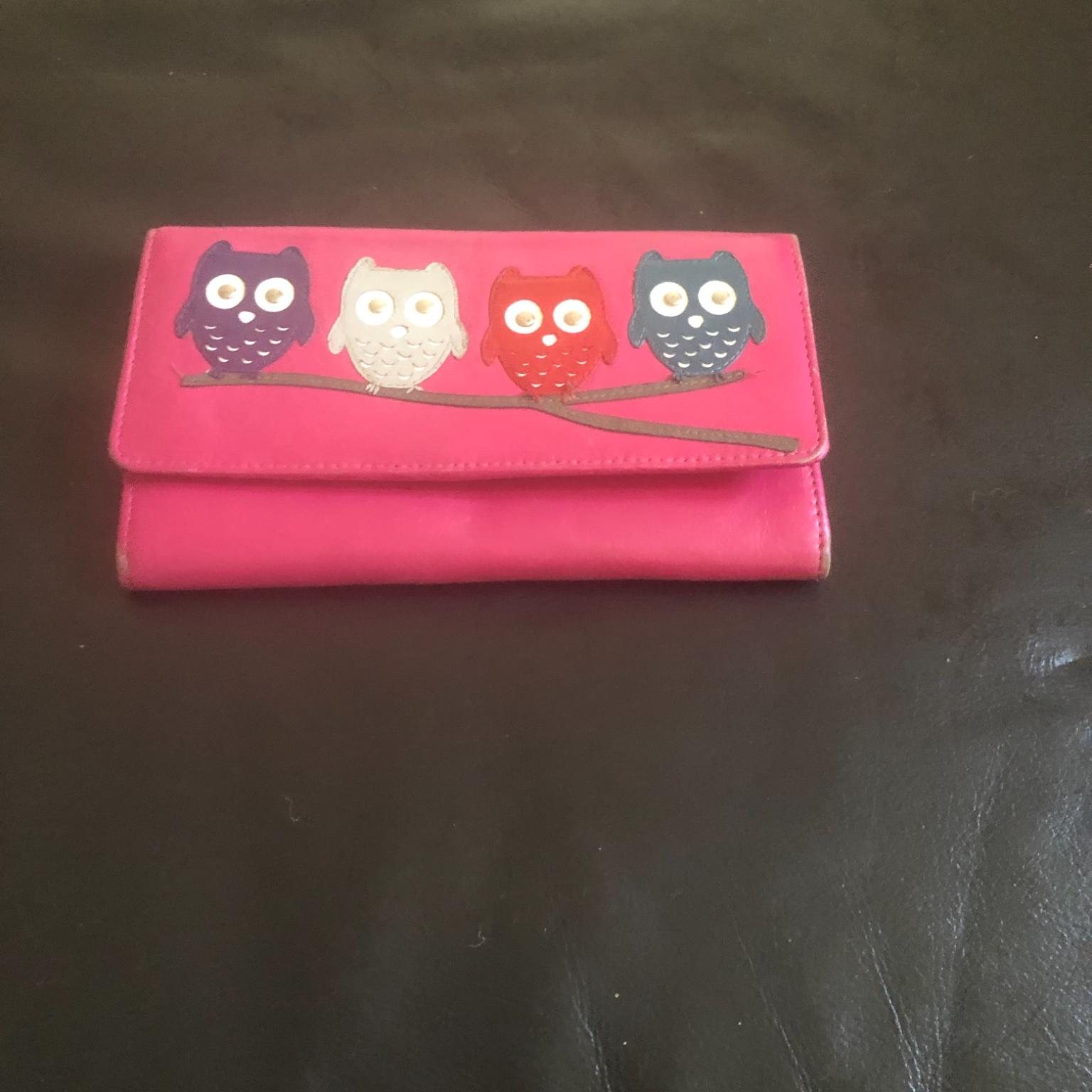 Mala leather wallet purse