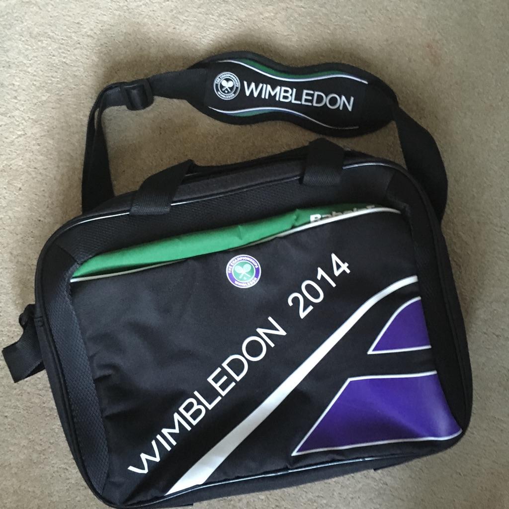 Shoulder computer bag wimbledon