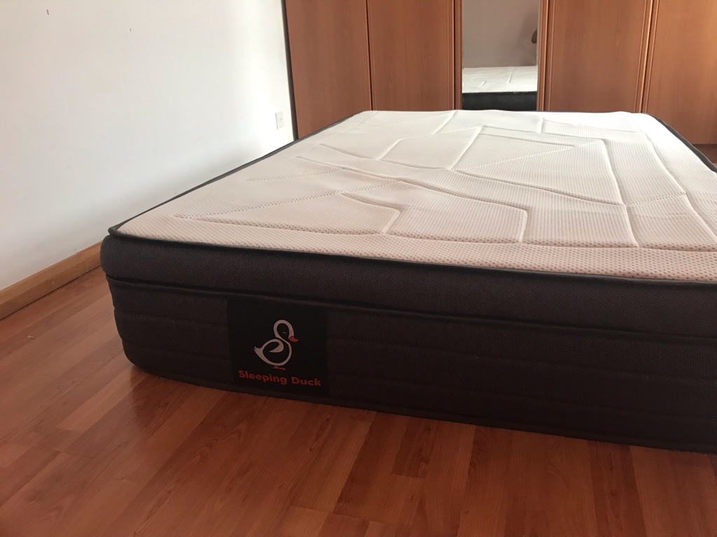 Sleeping Duck Uk Double Firm mattress for sale.