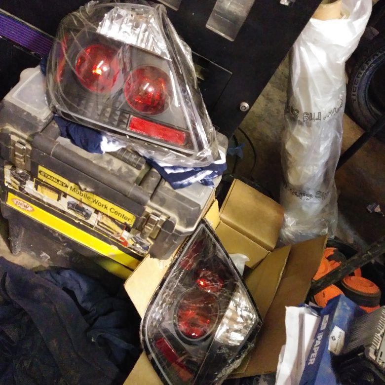Scion taillights new model