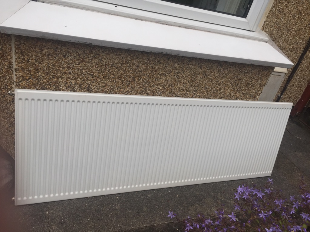 Radiator 6Ft by 2Ft
