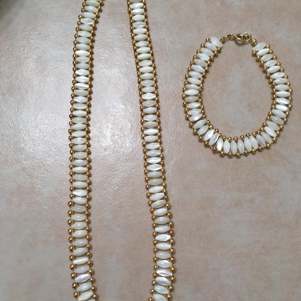 HandMade Necklace & Bracelet GiftSet