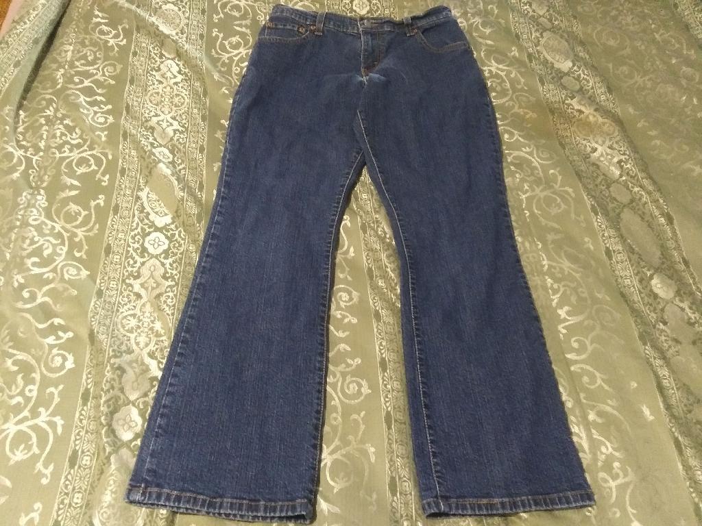 Ladies 4s Levi Jeans