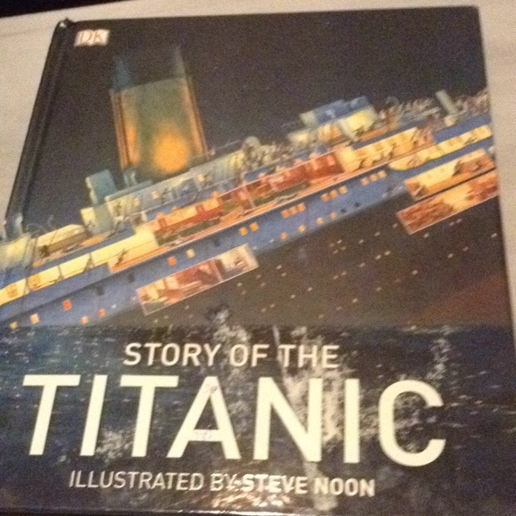 A book of the titanic