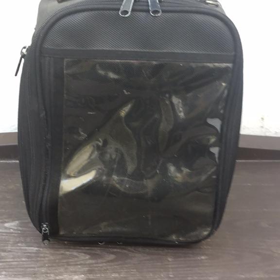 Hein Gericke magnetic motorbike tank bag