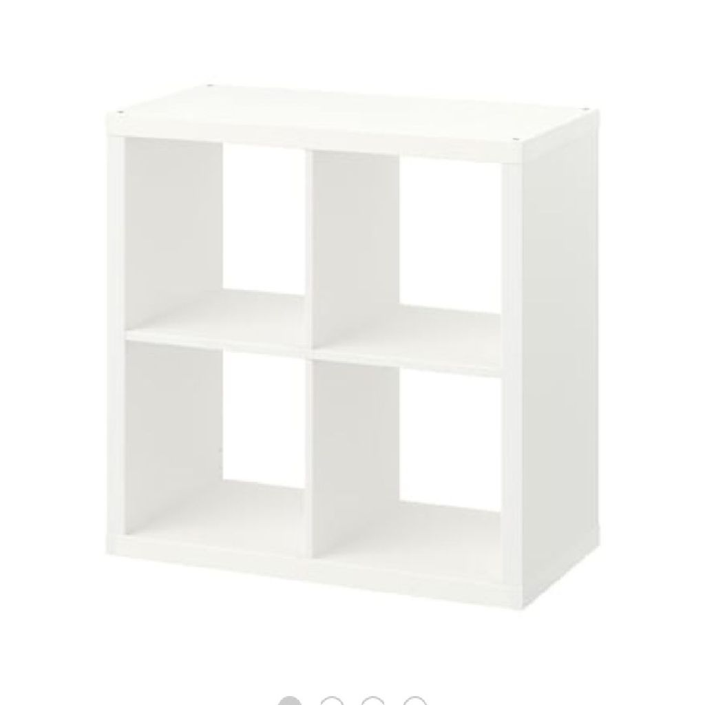 Ikea 4 storage unit