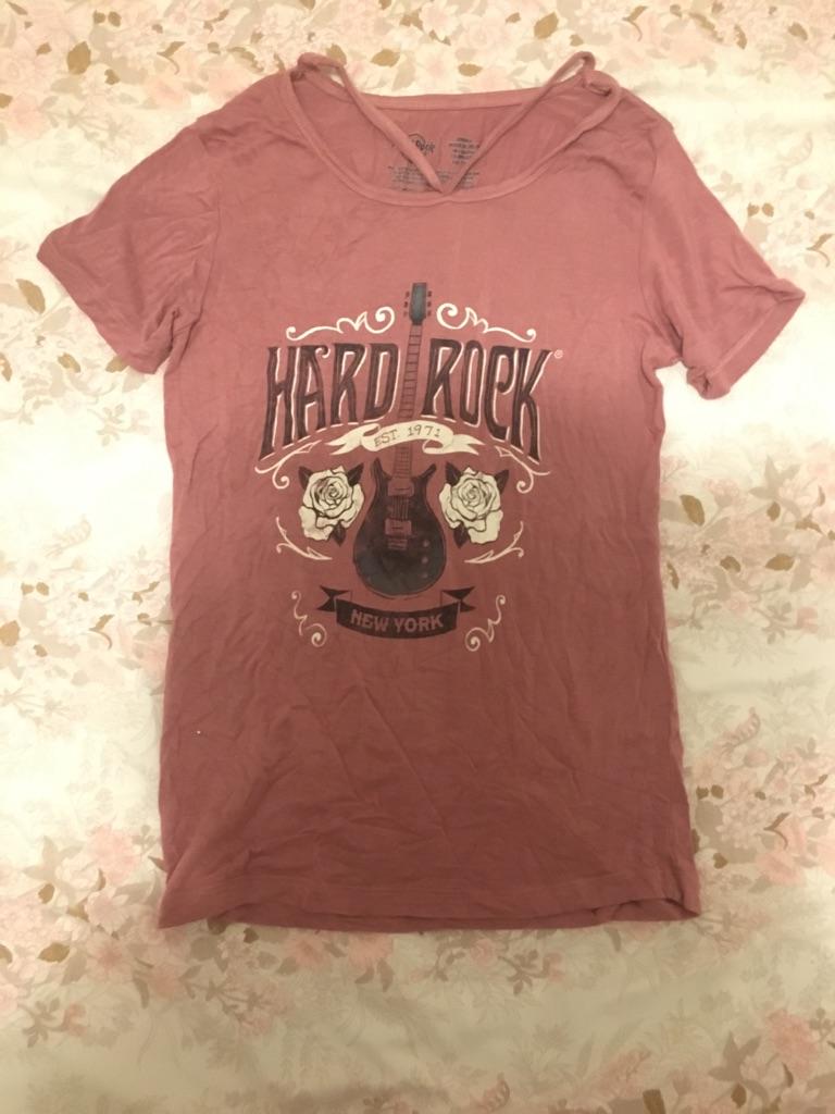 Hard Rock Cafe New York T-shirt