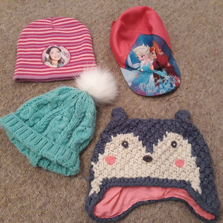 Winter hats and cap