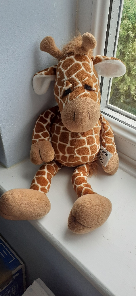 Pair of soft toys in good condition