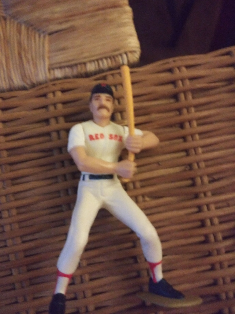 Wade boggs and andre dawson starting line up figures