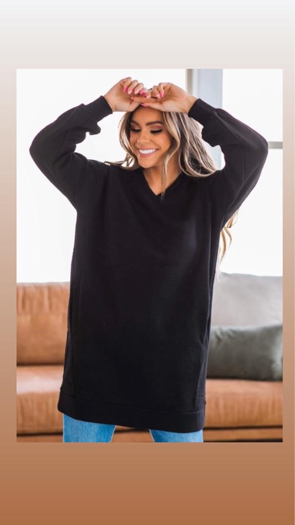 Sweatshirts 20% off using my code below ⬇️