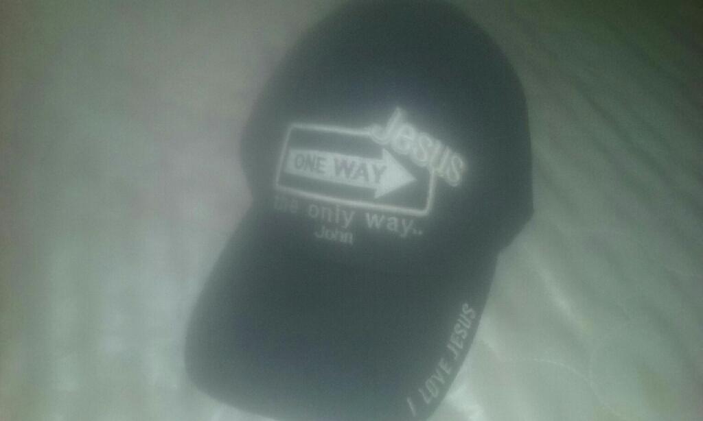 Like new Jesus hat