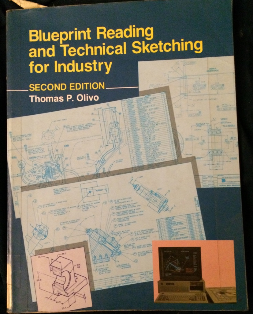 Blueprint Reading and Technical Sketching for Industry Second Edition 📖