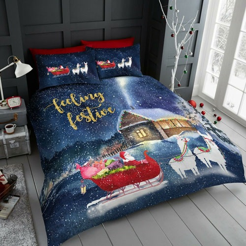 Christmas 🎄 bedding