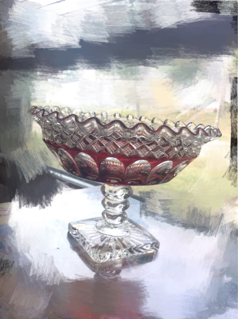Westmoreland glass ware