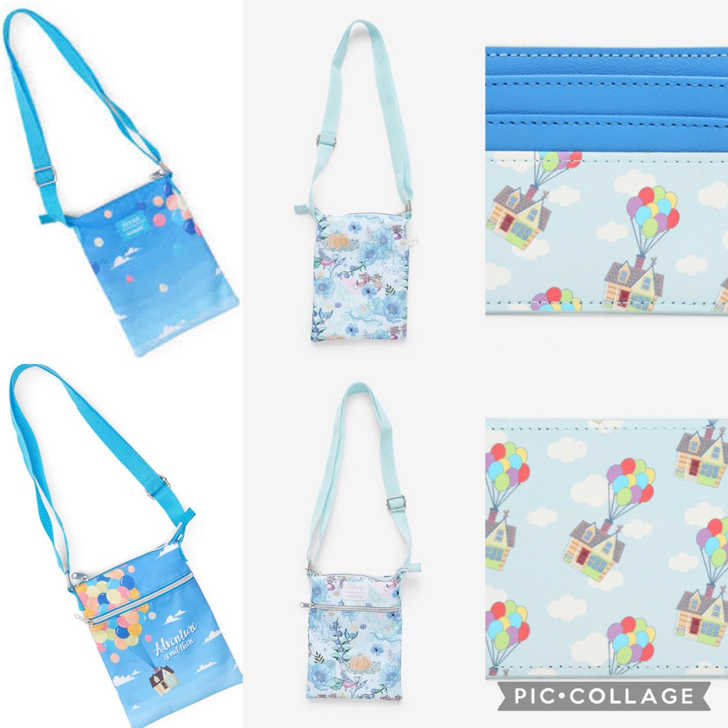 Loungefly bags and cardholder