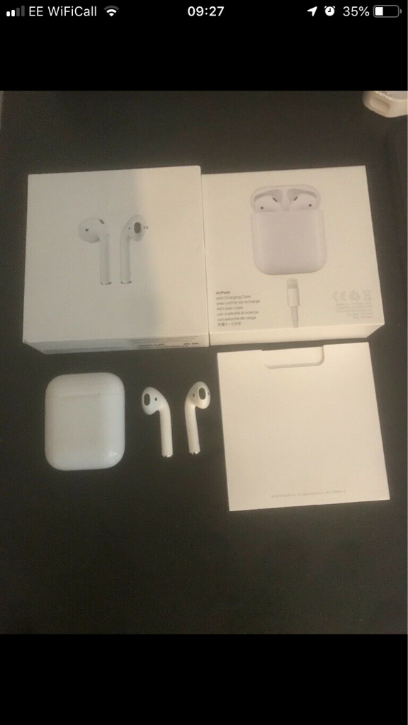 genuine apple ear pods