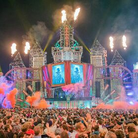Selling boomtown ticket