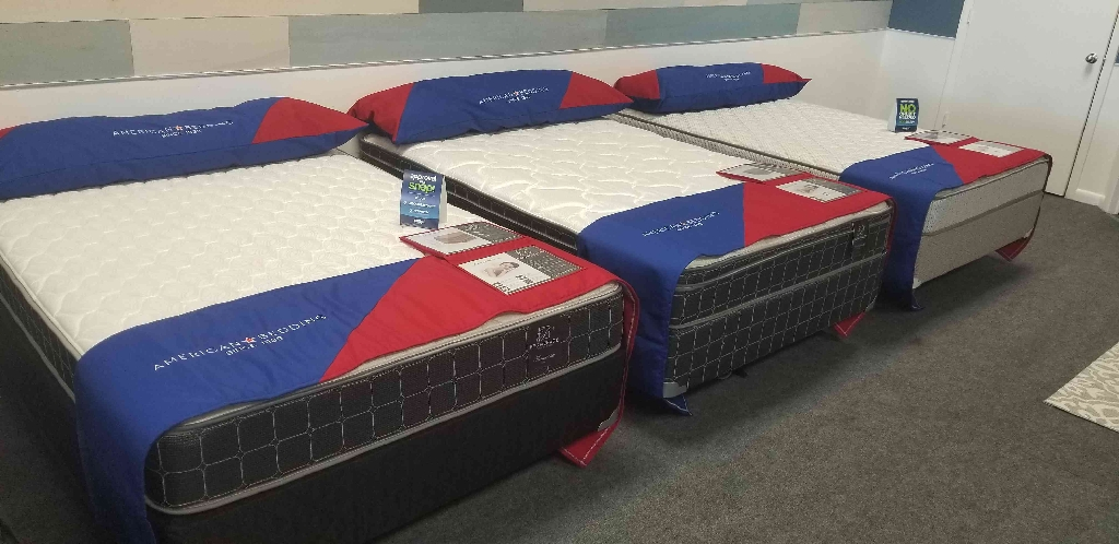 Top quality beds starting at $99 with warranty!