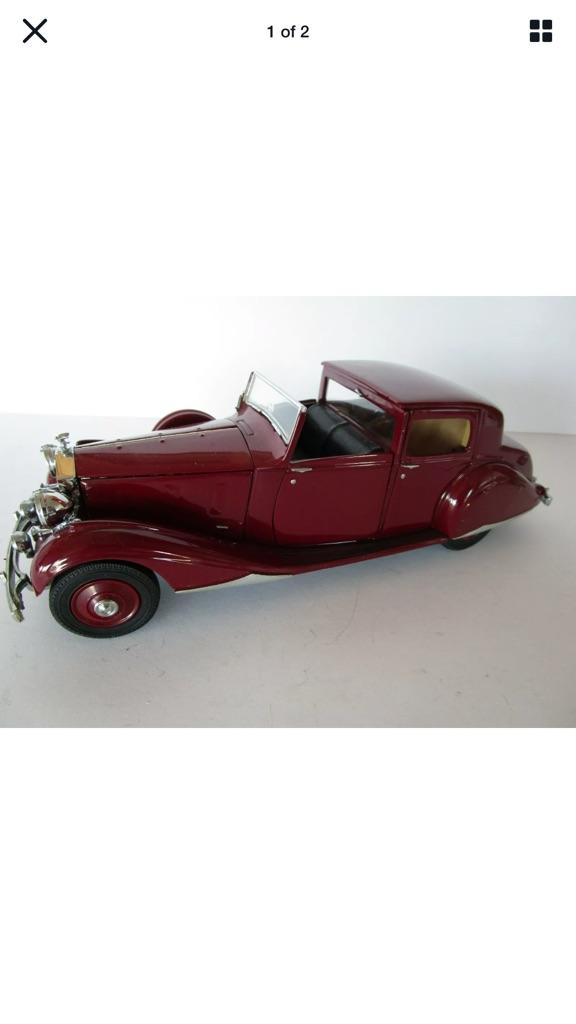 Danberry mint 1938 rolls Royce