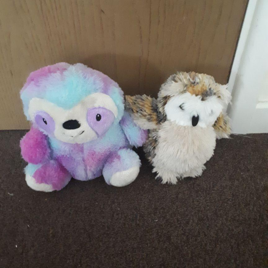 Teddy bears x7