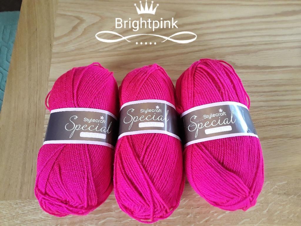 Stylecraft wool 100g balls
